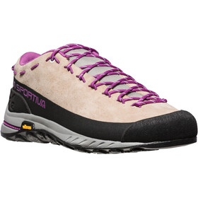 La Sportiva TX2 Leather Kengät Naiset, sand/purple